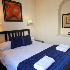 Отель The Victorian House 2* Номер категории Эконом с 2 отдельными кроватями (общая ванная комната) фото 2