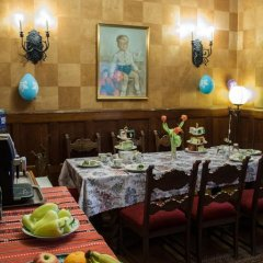 Отель Kalmár Pension 3* Апартаменты с различными типами кроватей фото 15