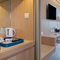 Отель Divani Apollon Palace & Thalasso 5* Люкс с различными типами кроватей фото 4