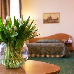 Гостиница Максима Заря 3* Стандартный номер разные типы кроватей фото 9