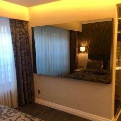 Апарт-отель Alsancak 4* Студия с различными типами кроватей фото 22