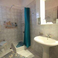 Отель Christeluda Ситония ванная фото 2
