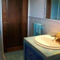 Отель Villaggio Bellavista Кастельсардо ванная