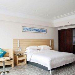 Отель City Comfort Inn Dongguan Humen Beizha Branch комната для гостей