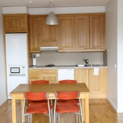 Отель Hellsten Helsinki Senate 3* Апартаменты с разными типами кроватей фото 12