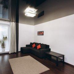 Апартаменты Apartments in Center of Yekaterinburg Екатеринбург комната для гостей фото 4