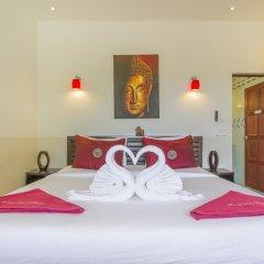 Отель Crystal Bay Beach Resort 3* Улучшенный номер с различными типами кроватей фото 3