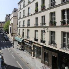 Отель Beaune Prestige балкон