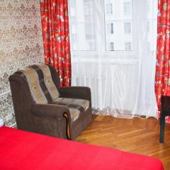 Апартаменты AHOSTEL Стандартный номер с двуспальной кроватью фото 8