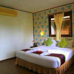 Отель Chaweng Park Place 2* Бунгало Делюкс с различными типами кроватей фото 14