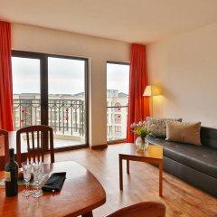 Prestige Hotel and Aquapark 4* Апартаменты с различными типами кроватей фото 19