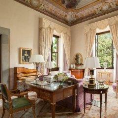 Four Seasons Hotel Firenze 5* Президентский люкс с различными типами кроватей фото 5
