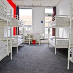 Check In Hostel Berlin Кровать в общем номере с двухъярусной кроватью фото 6