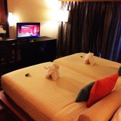 Seaview Patong Hotel 3* Улучшенный номер с двуспальной кроватью фото 3