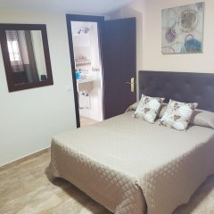 Отель Hostal Málaga Стандартный номер с двуспальной кроватью фото 2