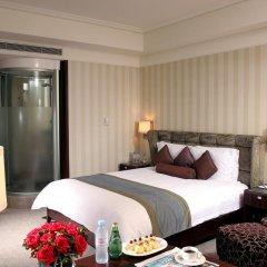 Harriway Garden Hotel Houjie 4* Стандартный номер с различными типами кроватей фото 2