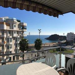 Отель Aiguaneu Sa Palomera Испания, Бланес - отзывы, цены и фото номеров - забронировать отель Aiguaneu Sa Palomera онлайн балкон