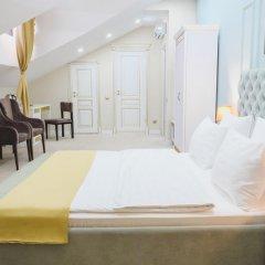 Бутик-Отель Столешников Представительский люкс с разными типами кроватей фото 7