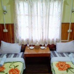 Отель Bright hotel Мьянма, Хехо - отзывы, цены и фото номеров - забронировать отель Bright hotel онлайн комната для гостей фото 2