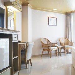 Отель City Beach Resort 3* Номер Делюкс с различными типами кроватей фото 4