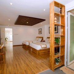 Rex Hotel and Apartment 3* Семейная студия с двуспальной кроватью фото 3