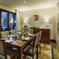 Отель Nirvana Lagoon Villas Suites & Spa 5* Люкс повышенной комфортности с различными типами кроватей фото 16