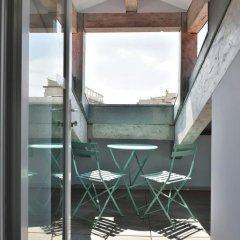 Hotel La Villa Nice Promenade 3* Стандартный номер с двуспальной кроватью фото 9
