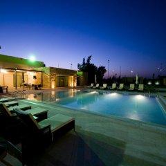 Отель Amman Airport Hotel Иордания, Аль-Джиза - отзывы, цены и фото номеров - забронировать отель Amman Airport Hotel онлайн бассейн фото 2