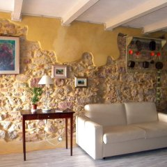 Отель Balcone Sulla Valle Гуардисталло интерьер отеля