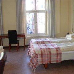 Hotel Continental Malmö 3* Стандартный номер с различными типами кроватей фото 10