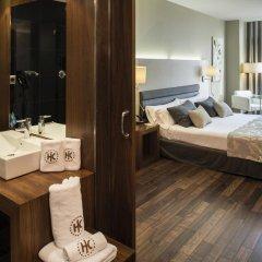 Отель Catalonia Ramblas 4* Улучшенный номер с различными типами кроватей фото 5