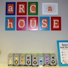Хостел ARC House интерьер отеля фото 3