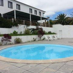 Отель Apartamentos Turísticos Nossa Senhora da Estrela бассейн