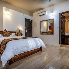 Отель The Vinorva Maldives 3* Улучшенный номер с различными типами кроватей