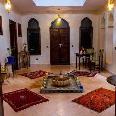 Отель Riad El Walida Марокко, Марракеш - отзывы, цены и фото номеров - забронировать отель Riad El Walida онлайн интерьер отеля фото 3