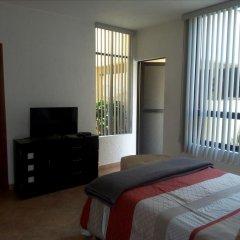 Отель Progreso Coyoacán Мексика, Мехико - отзывы, цены и фото номеров - забронировать отель Progreso Coyoacán онлайн комната для гостей фото 5