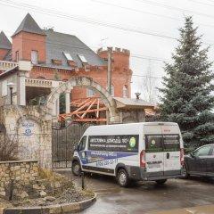 Гостиница Замок Домодедово городской автобус