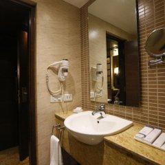 Отель City Park Airport 3* Представительский номер с различными типами кроватей фото 9
