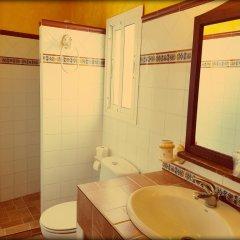 Отель Rincon de las Nieves ванная