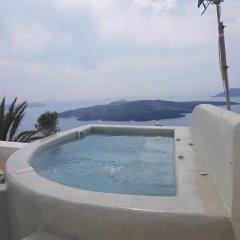 Отель Pantelia Suites бассейн