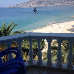 Отель Dodona Албания, Саранда - отзывы, цены и фото номеров - забронировать отель Dodona онлайн балкон