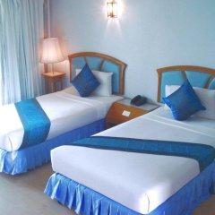 Отель Golden Sand Inn комната для гостей фото 9