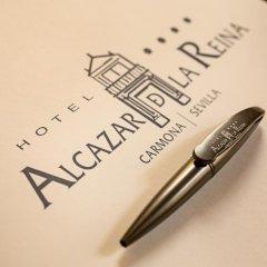 Alcazar De La Reina Hotel 4* Стандартный номер с различными типами кроватей фото 3