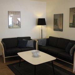 Апартаменты Odense Apartments комната для гостей фото 3