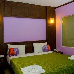 Hawaii Patong Hotel 3* Улучшенный номер с двуспальной кроватью фото 4