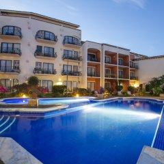 Flamingo Vallarta Hotel & Marina бассейн фото 13