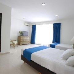 Hotel Embajadores 2* Стандартный номер с 2 отдельными кроватями фото 4