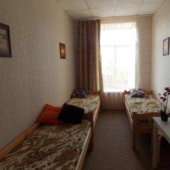 Гостиница Terem'OK na Obvodnom Стандартный номер с различными типами кроватей (общая ванная комната) фото 8