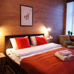 LiKi LOFT HOTEL 3* Стандартный номер с различными типами кроватей фото 4
