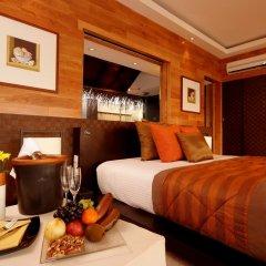 Отель Adaaran Prestige Vadoo 5* Вилла с различными типами кроватей фото 7